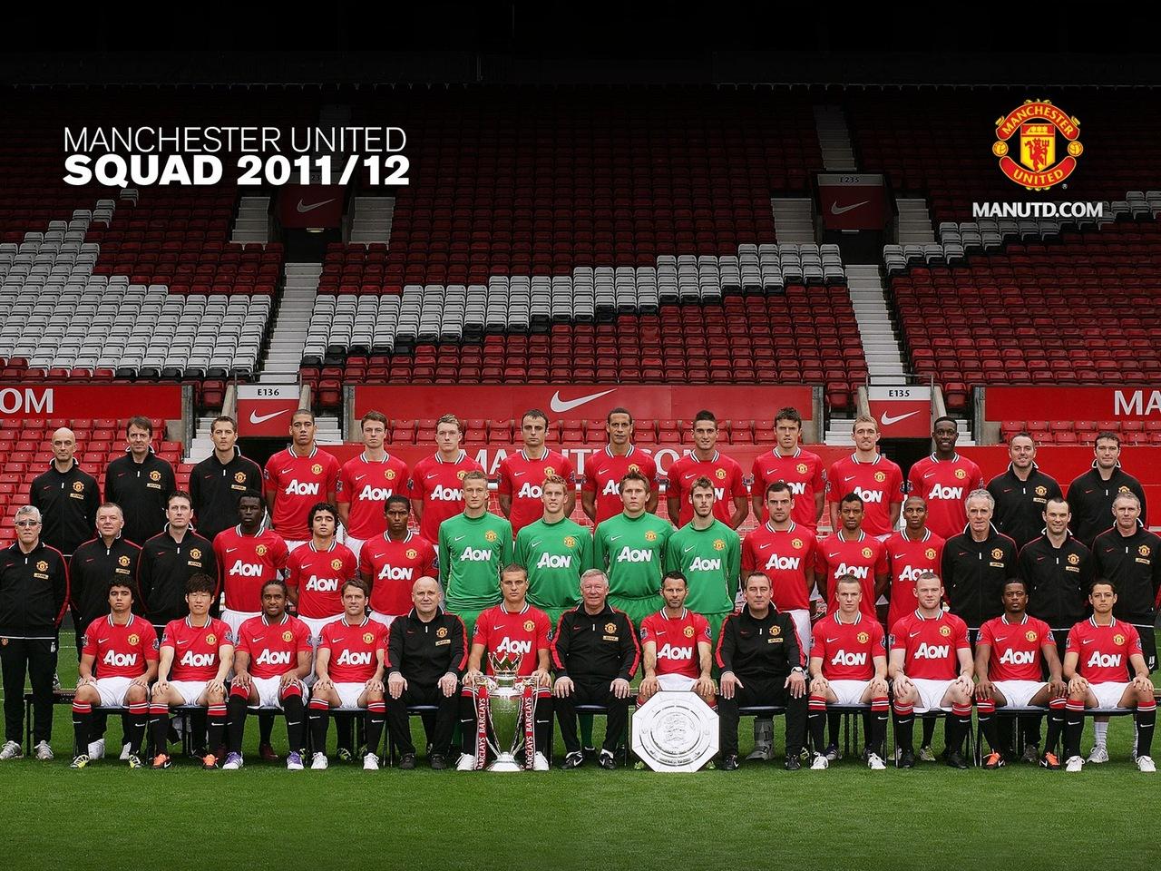 Состав футбольного клуба манчестер юнайтед на 2009 год